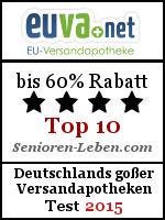 euva.net euversandapotheke.de Testsiegel - guter Preis Versandapotheke 2015